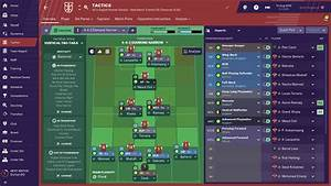Football Manager 2019  Arsenal Team Guide  Player Ratings