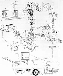 Campbell Hausfeld Vt610204 Parts Diagram For Air