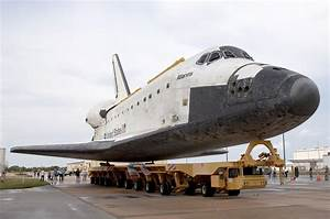 How space shuttle Atlantis will roll (and rise) into NASA ...