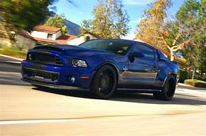 Wider Is Better and This 2014 Shelby GT500 Is a Street Driven Beast!