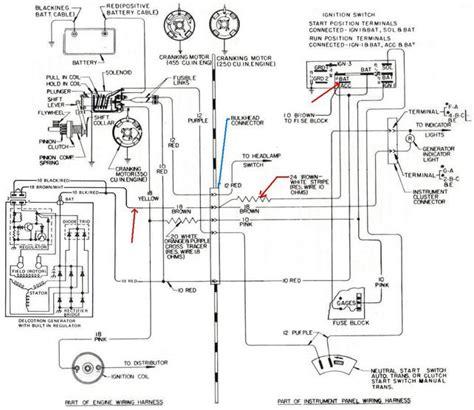 1980 Toyotum Truck Wiring Diagram by Alt Light