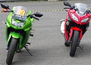 Otomotif Roda 2  Part Subtitusi Kawasaki Ninja 250   Karbu