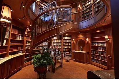 Library Libraries Interior Most Rooms Inspire Mansion