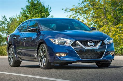 2017 Nissan Maxima Sedan Pricing