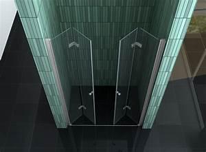 Duschwände Aus Glas : 75 140 x 195 cm faltbare nischent r duschwand duscht r duschabtrennung dusche ebay ~ Sanjose-hotels-ca.com Haus und Dekorationen