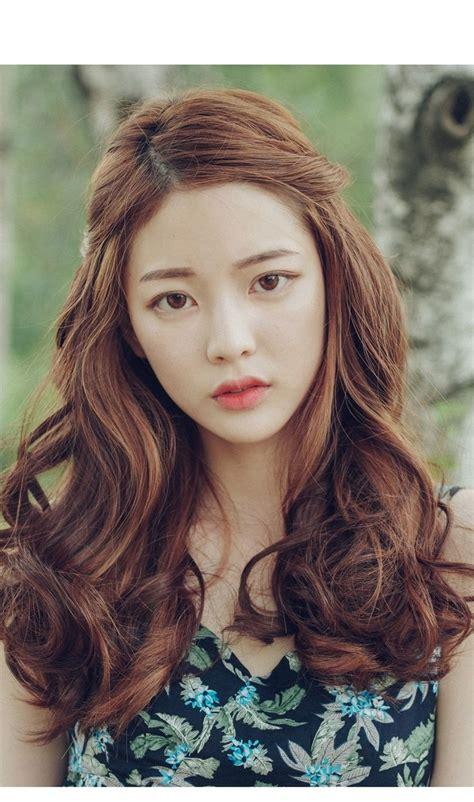 Prime Best Style Best Korean Girl Wavy Hairstyle Fade
