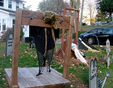 hand crafted stage halloween display props