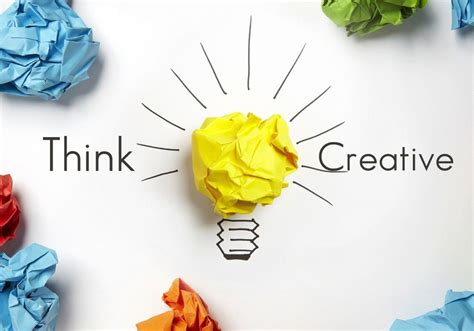 How To Boost Your Creative Thinking In Five Creative Ways
