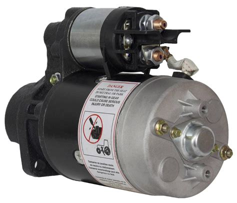 new ccw starter motor 1987 bmw marine engine d35 d50 3diesel 0001366026 is0838 ebay