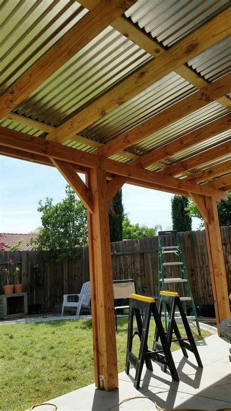 unique pergola cover ideas   nest   yard backyard patio designs covered