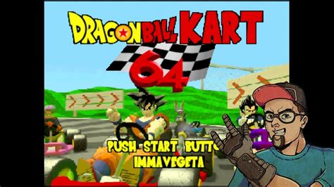 Super circuit, and coins from item boxes are automatically used. Dragon Ball Kart 64 Majin Cup 50cc Trunks - YouTube