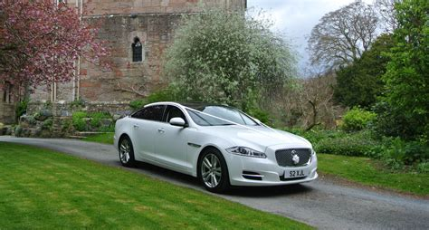 jaguar xjl wedding cars excalibur wedding cars