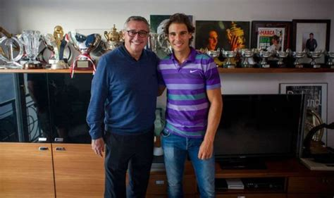 Rafael Nadal sees a 'serious problem' with tennis season ...