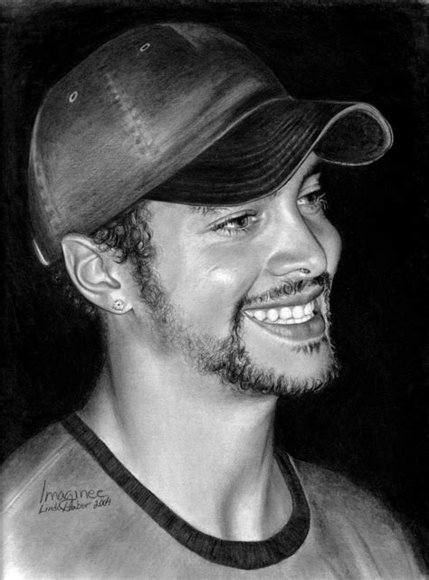 Sell custom creations to people who love your style. Celebrities Spy: Pencil Drawings by Linda Huber- 24 Images