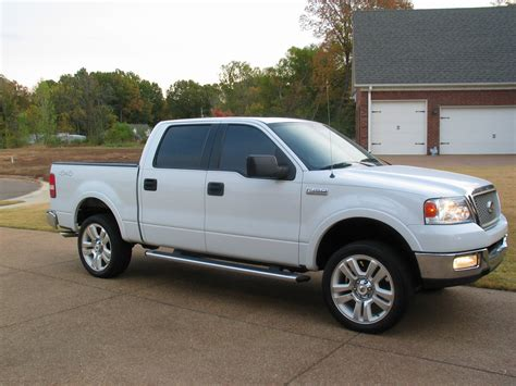 Lx4life 2004 Ford F150 Supercrew Cablariat Styleside