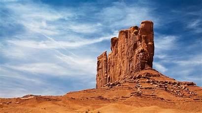 Desert Arizona Rock Landscape Sand Nature Formation