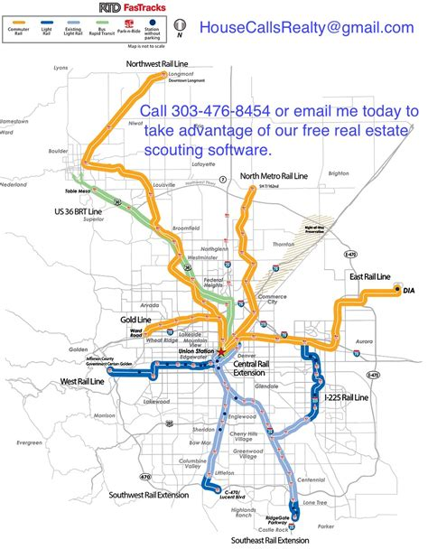 light rail map denver diy denver home search house calls realty