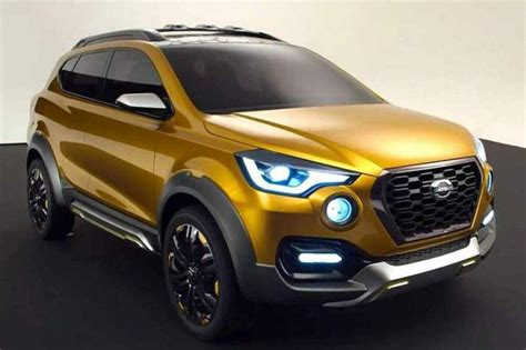 Datsun Go 2019 by датсун Go кросс 2019 комплектации цена фото дата