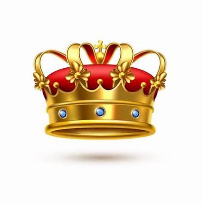 Crown Royal Gold Realistic Vector Velvet Golden