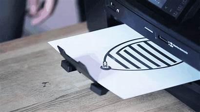 Circuit Printing Printer Paper Ink テキスタイル Boards