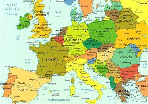 Carte Europe Avec Capitales 2016 by Europe L Officiel Des Galeries Et Mus 233 Es
