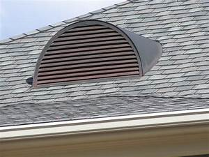 Roofing vents short circuit vent for Cupola vent