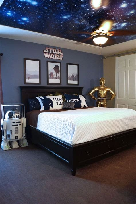 Star Wars Childrens Bedrooms Ideas S On Star Wars Bedroom