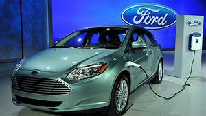 Ces 2016  Ford Promises To Launch 13 Electric Vehicles By