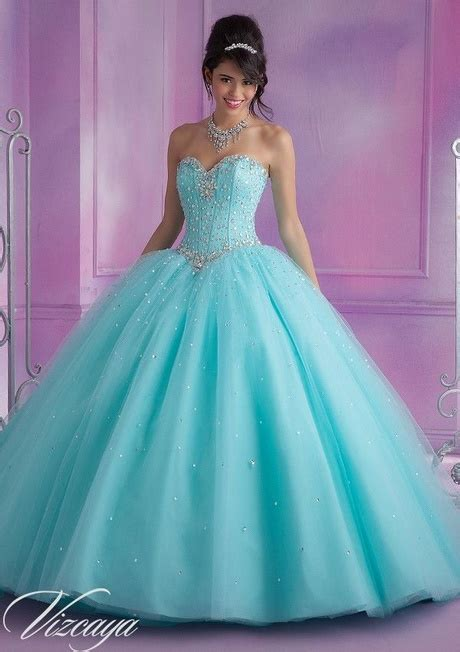 anos dresses turquoise