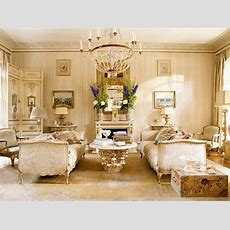 How To Design Frenchstyled Living Room