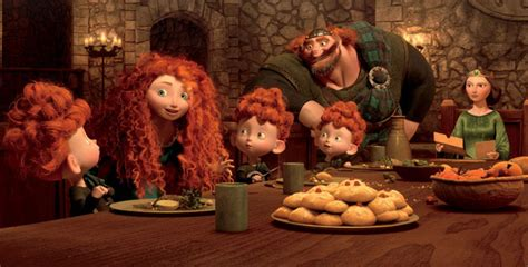 Paul's Trip to the Movies: Movie Review: BRAVE