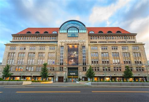 kadewe berlin shops kaufhaus des westens or kadewe berlin germany editorial photo image of department westens