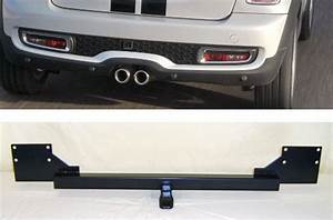Mini Cooper Hatchback Convertible Coupe Towing Hitch