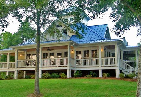 Florida Coastal Cottage House Plans