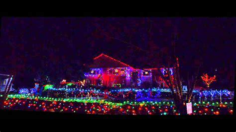 amazing grace christmas lights hd youtube