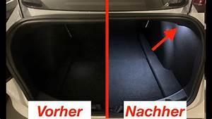 Tesla Model 3 LED Trunk Interior Lighting Ultra Bright / Kofferraum LED Einbau Innenraum ...