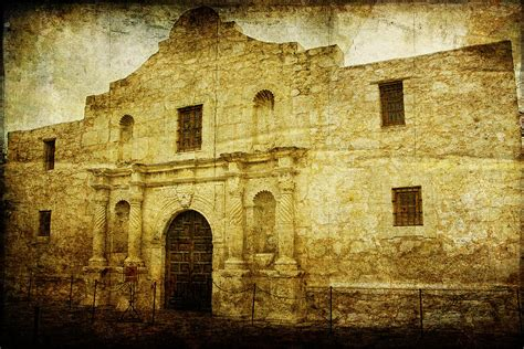 Alamo Remembered Photograph By Lincoln Rogers