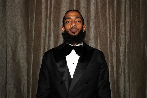 Rapper Nipsey Hussle Murder Suspect, Eric Holder, Arrested
