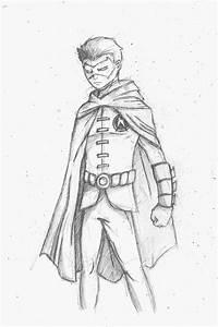 Robin - Damian Wayne by TheoDJ on DeviantArt
