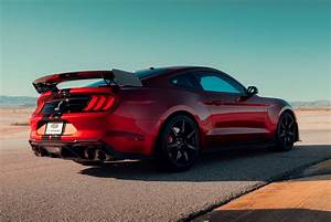 Ford Finally Reveals How Much Power the 2020 Shelby GT500 Makes • Gear Patrol