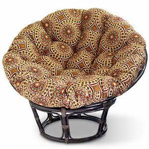 medallion suzani papasan chair cushion cost plus world market polyvore