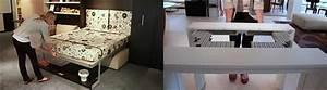 Platzsparende Multifunktionale Möbel : platzsparende m bel videos ~ Michelbontemps.com Haus und Dekorationen
