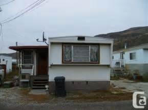 2br 960ft 2 bedroom 1 bathroom mobile home for sale ashcroft for sale in kamloops