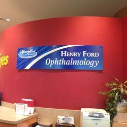 henry ford optimeyes super vision center westland