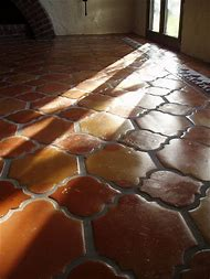 Saltillo Terracotta Floor Tiles