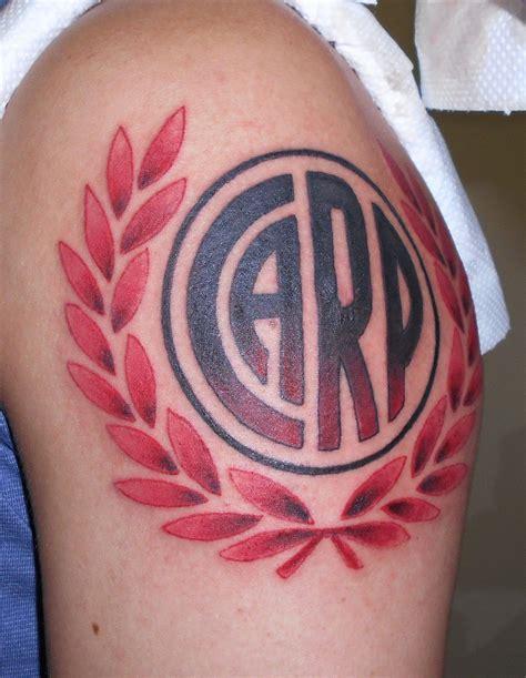 Resultado de imagen de river plate tatuajes Imagenes de