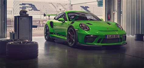 track weapon   porsche  gt rs