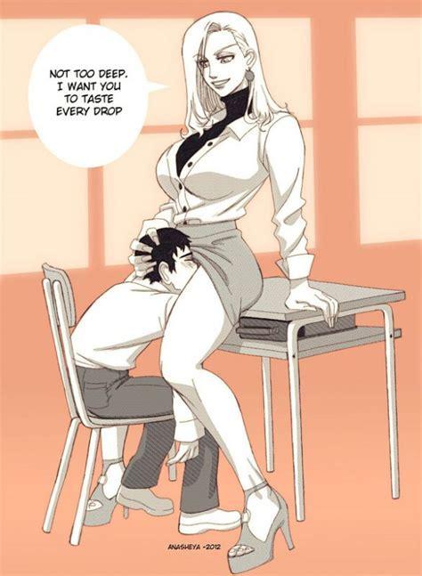 hentai shota mom