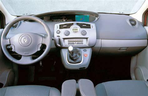 renault scenic 2005 interior renault mégane grand scénic 1 5 dci ii pruebas de