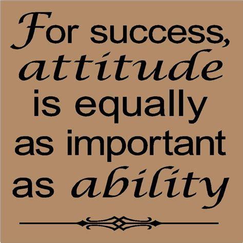 Positive Attitude Quotes For Success Quotesgram
